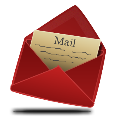 Red-Mail-Icon